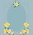 banner or invitation scrapbook vector image vector image