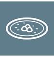 Dumpling Soup vector image vector image