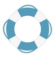 Lifebuoy Sign Symbol vector image vector image