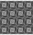 Design seamless square geometric pattern vector image vector image