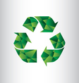Abstract Recycle Sign vector image
