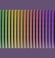 dark rainbow pixel bar abstract background vector image vector image