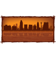 San antonio skyline vector | Price: 1 Credit (USD $1)