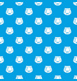 underpants retro pattern seamless blue vector image vector image