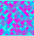 violet and blue seamless pattern vector image vector image