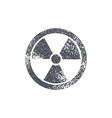 icon radiation vector image