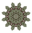middle eastern floral pattern motif