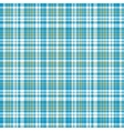Checkered fabric tartan textile seamless vector image