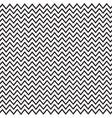 zigzag seamless pattern minimalistic image vector image
