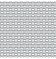 Eyes seamless pattern vector image vector image