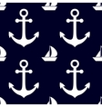 Marine and nautical backgrouns Sea theme Cute vector image vector image