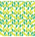 Seamless nature pattern with vines and