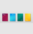 abstract background with color line texture vector image
