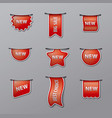labels and tags for sale vector image vector image