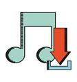 online business design vector image