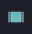 player computer symbol vector image vector image