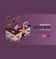 rock bar horizontal banner