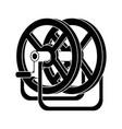 reel winder tool vector image