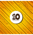 colorful wooden background with place for your vector image