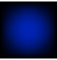 Blue Black Square Gradient Background vector image vector image