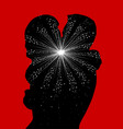 love at first kiss vector image