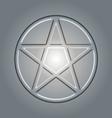 Pentagram vector image vector image