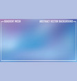 abstract blue background color mesh gradient