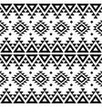 aztec navajo geometric seamless pattern vector image vector image