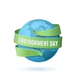 World Environment Day background vector image