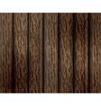 plank wood pattern vector image