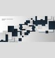 template banner web design background blue vector image vector image