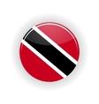 Trinidad and Tobago icon circle vector image