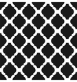 Black and white classic seamless pattern vector image