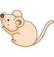 cute rat vector image vector image