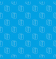 copy book pattern seamless blue vector image vector image