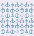 anchors background design vector image
