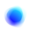 Abstract Blue Form vector image