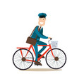 delivery people concept in vector image