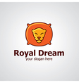 royal dream vector image
