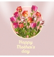 Happy Mothers Day Card EPS 10