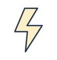 Dangerous energy hazard symbol to security