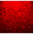 Red background texture vector image vector image