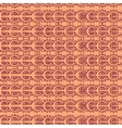 seamless pink ethnic pattern vector image
