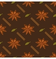 Spices seamless pattern vector image vector image