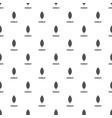 hornbeam leaf pattern seamless vector image vector image