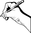 Mechincal Pencil vector image vector image