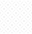 subtle seamless pattern with delicate square grid vector image vector image