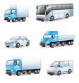 Transport icons vector | Price: 3 Credits (USD $3)