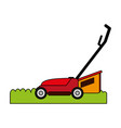 gardening tool icon image vector image