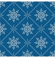 New year seamless background vector image vector image
